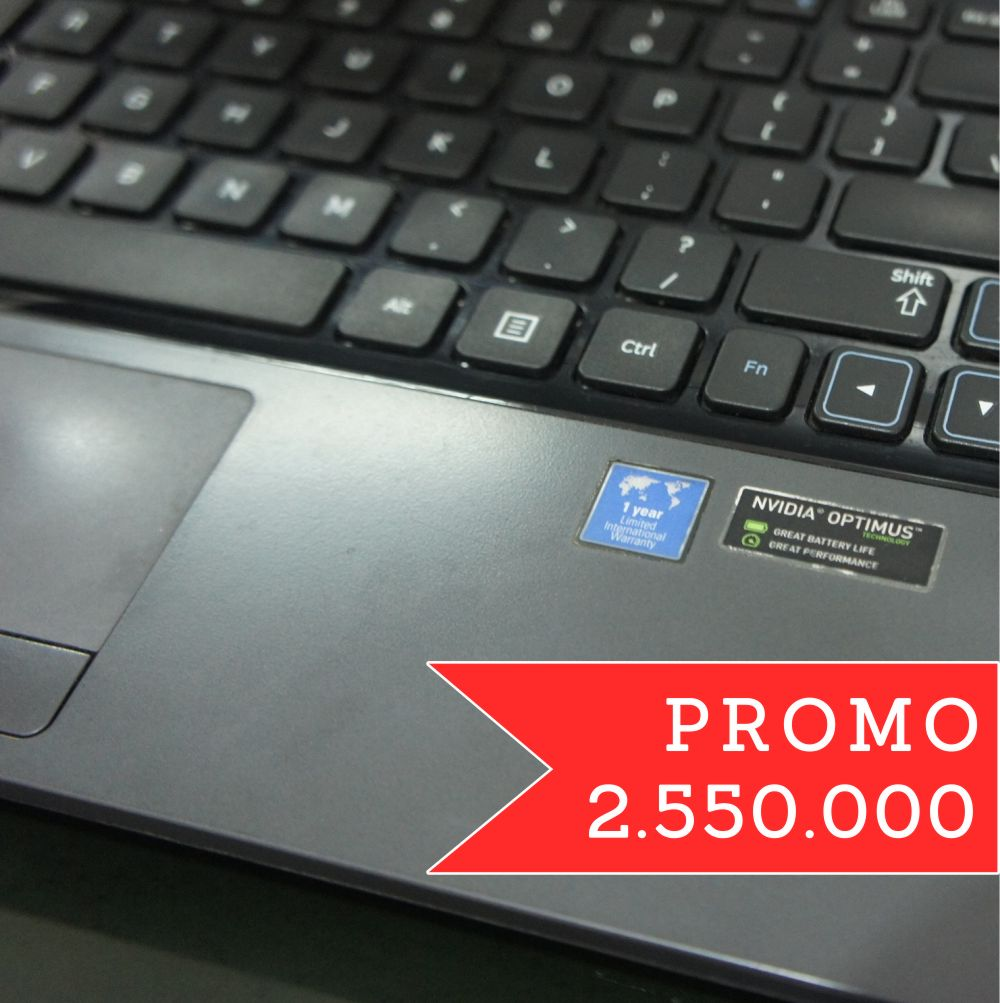 Laptop Samsung E300 Gaming Harga Promo