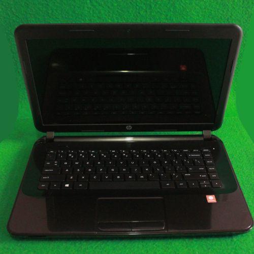 Laptop Design Bekas HP 14-D010 AU AMD E1-2100 Slim