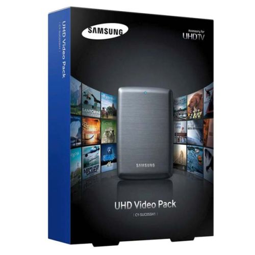 Samsung Ultra HD Video Pack 500gb