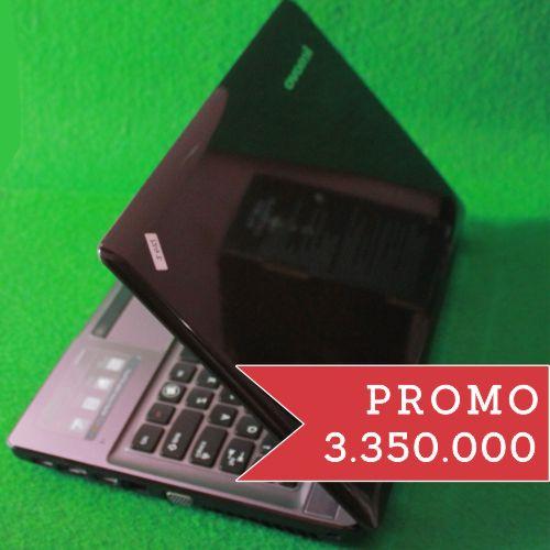Laptop Bekas Core i5 Lenovo Ideapad Z370 Murah