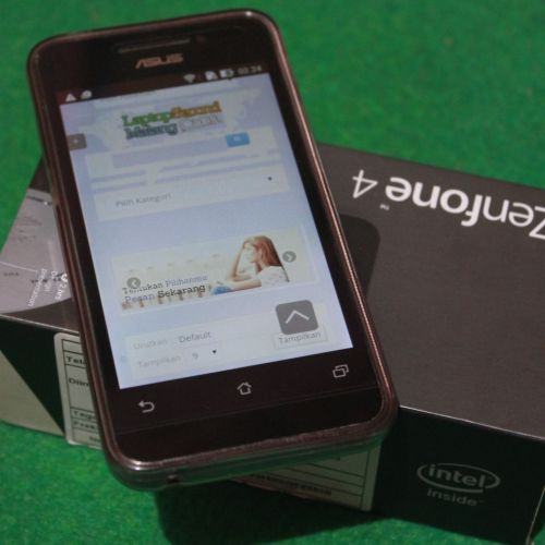 Smartphone Bekas Asus Zenfone 4 Murah