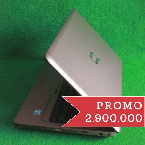 Laptop Bekas Compaq CQ42 Core i5 Gaming