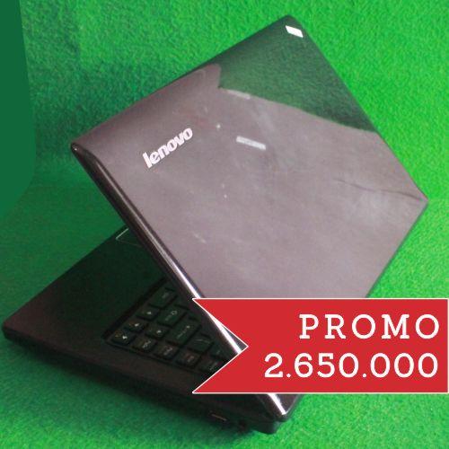 Laptop Bekas Lenovo G470 Core i3 Sandybridge