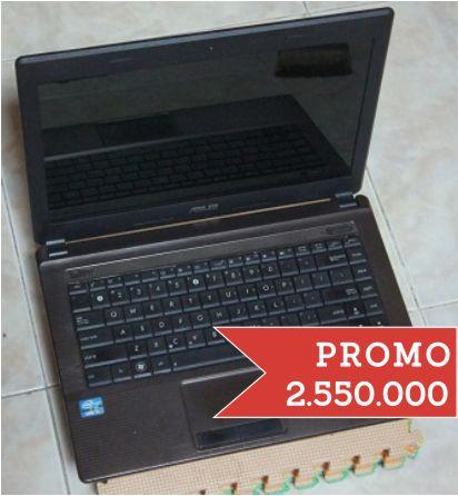 Harga Laptop Asus A44h Bekas