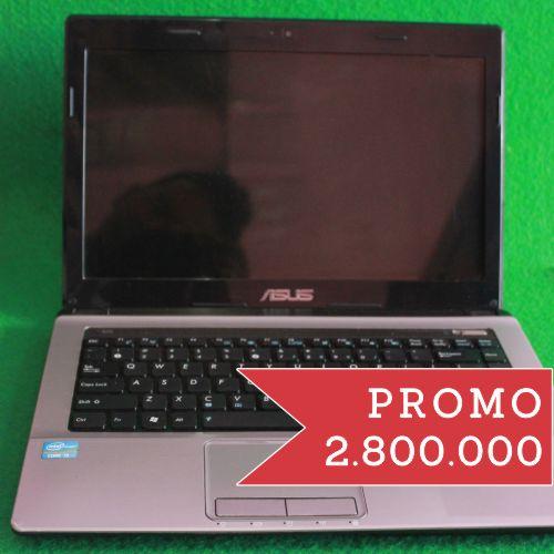 Asus A43e Core i3 bekas