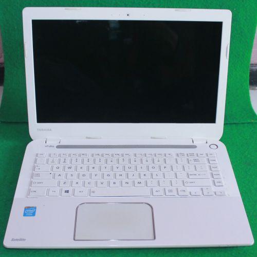 Laptop Toshiba L40 A Second Murah White Colour