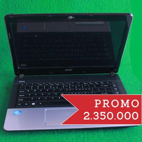 Laptop Murah Acer E1-431 Dual Core