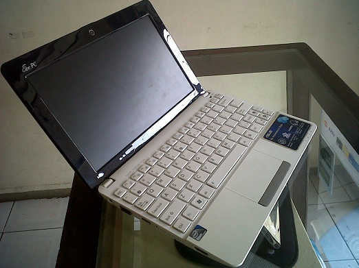 Netbook 2nd Asus 1015CX Putih