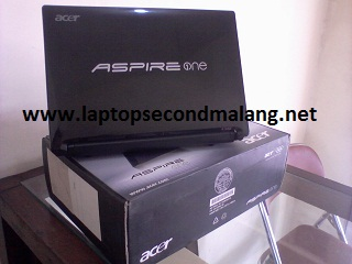 Netbook 2nd Acer Aspire one - 522
