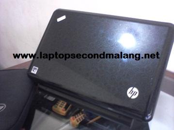 Netbook 2nd - HP Mini 110 Black Gloss motif