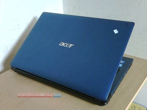 Laptop Bekas Gaming Acer Aspire 4750G