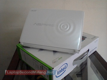 Netbook 2nd mulus - Acer Aspire one D270