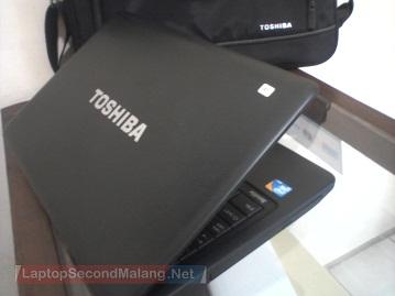Notebook 2nd Mulus dan Murah - Toshiba Satellite C600