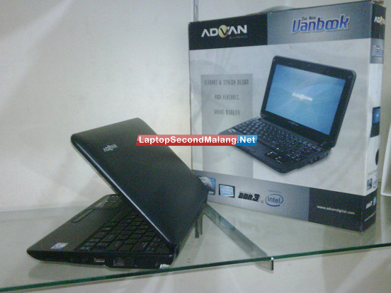 Netbook Second Advan P1N-46132s